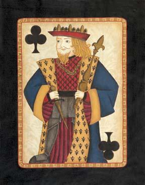 Abigail Kamelhair - King of Clubs