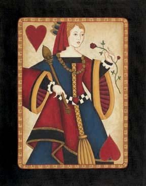 Abigail Kamelhair - Queen of Hearts