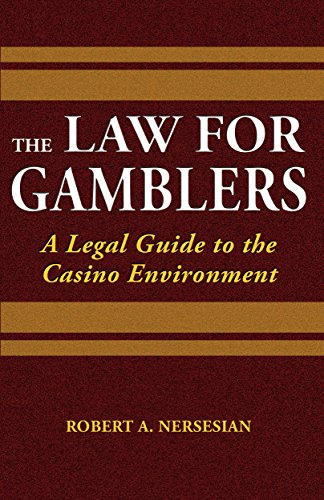 The Law For Gamblers