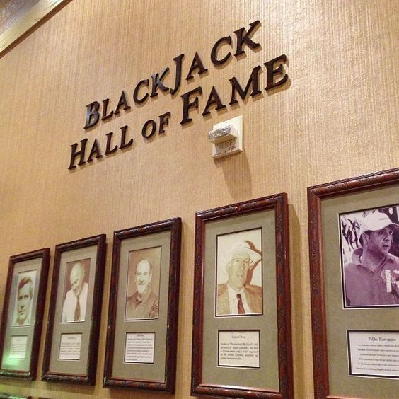Blackjack Hall of Fame