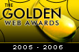 Golden Web Award winner 2005-2006